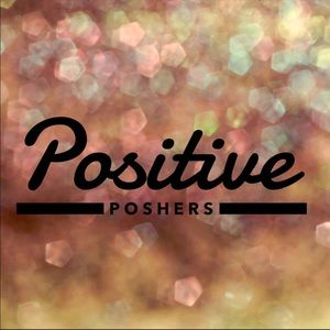 "Join us on Facebook! ""Positive Poshers"" Group"